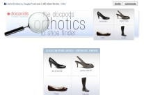 Docpods Shoe Orthotic Finder Facebook Application