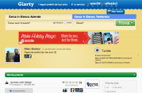 Giarty.it – an Italian Yelp