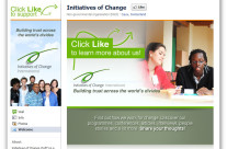 Initiatives of Changes Facebook Fan Page