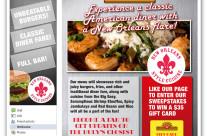 Restaurant Fan Page