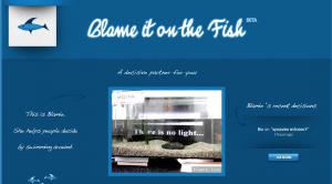 Blame it on the Fish - Startup Entrepreneurship www.mosaicmedia.eu